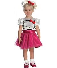 Rubies Kostým Hello Kitty - licenční kostým - L 8 - 10 roků