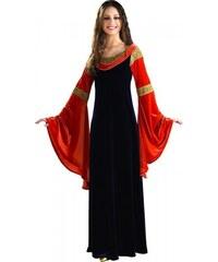 Rubies Sametové šaty Arwen Deluxe - licenční kostým - STD - 36/42