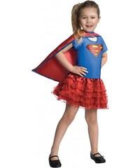 Rubies Kostým Supergirl - licenční kostým - S 3 - 4 roky
