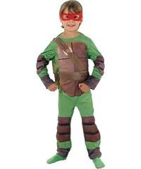 Rubies Kostým želvy TMNT Child Deluxe - licenční kostým - LD 7 - 8 roků
