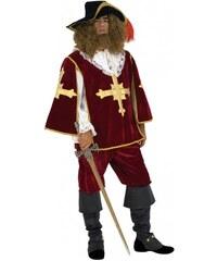 Stamcos Mušketýr - kostým