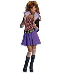 Rubies Clawdeen Wolf - kostým Monster High - L 8 - 10 roků