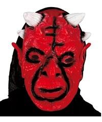 Fiestas Guirca Maska čert