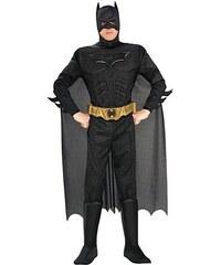 Rubies Deluxe Batman kostým pro dospělé - L 52 - 54