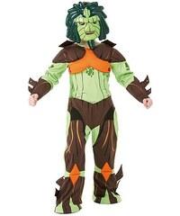 Rubies Kostým Gormiti Forest DLX Box Set - licenční kostým - LD 7 - 8 roků