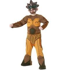 Rubies Kostým Gormiti Earth DLX Box Set - licenční kostým - LD 7 - 8 roků