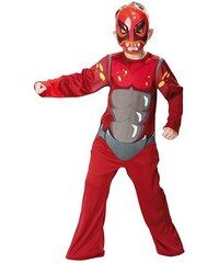 Rubies Kostým Gormiti Volcano Classic - licenční kostým - LD 7 - 8 roků