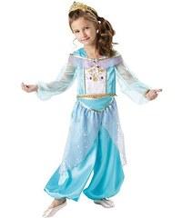 Rubies Kostým Jasmína - licenční kostým Aladin - S 3 - 4 roky