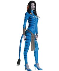 Rubies Avatar Neyitiri - licenční kostým - L 42/44