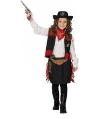 Rubies Karnevalový kostým kovbojka - 104