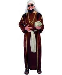 Fiestas Guirca Arab kostým - Hruď 102 - 124, pas 106 - 110 cm
