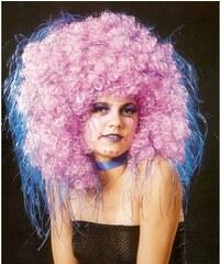 Medůza - karnevalová paruka