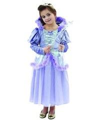 Karnevalový kostým Levandulová princezna S - S 3 - 4 roky