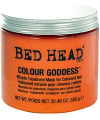 Tigi Bed Head Colour Goddess Miracle Treatment Mask 200g Maska na vlasy W Pro barvené vlasy