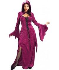 Burgundy Gothic Maiden - STD - 36/42