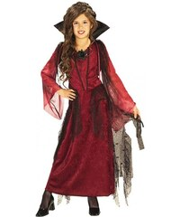 Rubies Gothic Vampiress - L 8 - 10 roků
