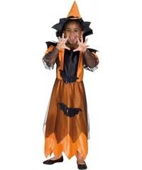Půlnoční čarodějka oranžová - 116