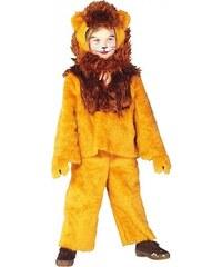 Lev - plyšový kostým - 92