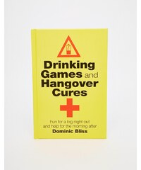 Books Drinking Games & Hangover Cures - Buch - Mehrfarbig