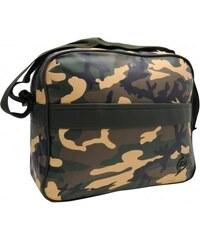Dunlop Camouflage Flight Bag, green