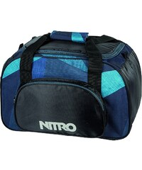 Nitro Reisetasche, »Duffle Bag XS - Fragments Blue«