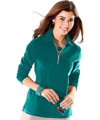 Classic Basics Shirt mit Umlegekragen