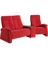 3-Sitzer City Sofa mit Relaxfunktion Baur 500 (=creme),501 (=cappuccino),502 (=grau),503 (=bordeaux)