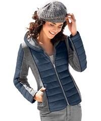 CLASSIC INSPIRATIONEN Damen Classic Inspirationen Walk-Jacke aus Walk-Qualität blau 36,38,40,42,44,46,48,50,52,54