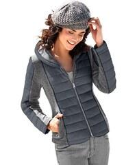 CLASSIC INSPIRATIONEN Damen Classic Inspirationen Walk-Jacke aus Walk-Qualität grau 36,38,40,42,44,46,48,50,52,54