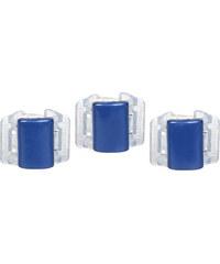 Linziclip Mini Hair Clip Gumičky do vlasů W Skřipec do vlasů - Odstín Blue Pearl Translucent
