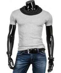 Pánské triko Pace světle šedé - šedá