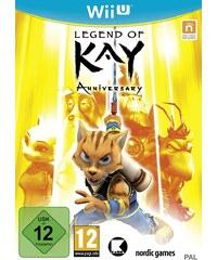 Nordic Games Legend of Kay Anniversary Edition »(WiiU)«
