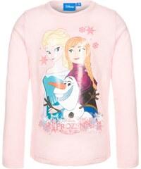 Disney FROZEN Langarmshirt pink