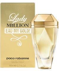 Paco Rabanne Lady Million Eau My Gold! 80ml EDT W poškozená krabička