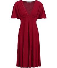 Love Jerseykleid burgundy