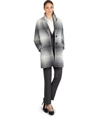 T.M.Lewin Charlotte Check Coat