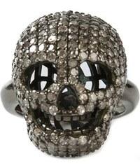 Christian Koban 'Skull' Diamond Ring