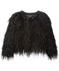Michael Michael Kors Feather Bolero Jacket