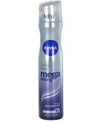 Nivea Mega Strong Styling Spray 250ml Lak na vlasy W Mega silná fixace