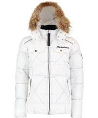 Pánská zmní bunda Nickelson Palue white XL
