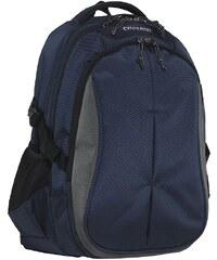 ceevee® Business Rucksack mit Laptopfach 15-Zoll, »Seattle, blau«