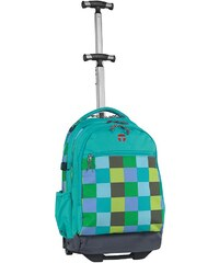 TAKE IT EASY® Rucksack mit Teleskoparm, »Barcelona Chess«
