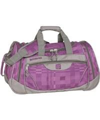 ceevee® Freizeit- und Reisetasche, »York, lila/grau«
