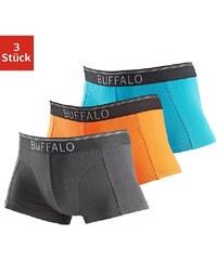 Buffalo Hipster (3 Stück) in sportiver Optik