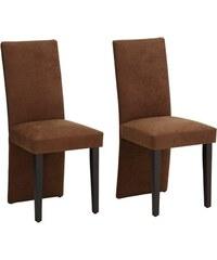 Stühle (2er- 4er- oder 6er-Set) HOME AFFAIRE braun