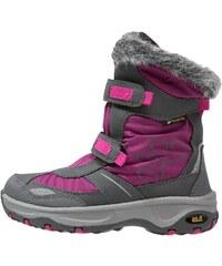 Jack Wolfskin SNOW FLAKE TEXAPORE Snowboot / Winterstiefel mallow purple