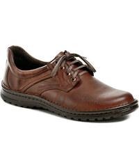 Bukat 186 hnědá pánská obuv