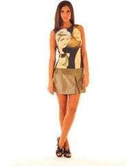Custo Barcelona Dámské šaty 775057_Amarillo