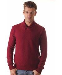 CLK Pánský svetr 32350-100-BERRY/ARANDANO