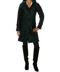 Isaco&Kawa Dámský kabát 665AY-VERT BOUT